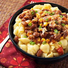 Chili Mac 'N' Cheese