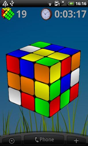3D Cube Deluxe