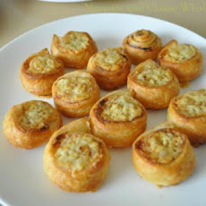 Marmite and Cheese Whirls