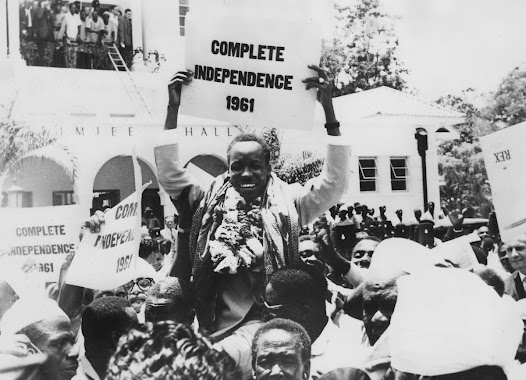 Tanzania Independence in 1961