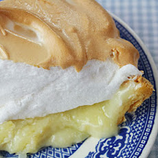 Mile-High Coconut Cream Meringue Pie