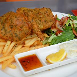 by Abdul Salim - Food & Drink Eating