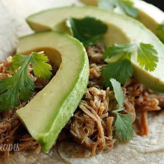 Pork Carnitas Sauce Recipes