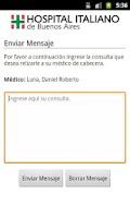 Screenshot of Portal Personal de Salud