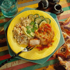 Easy Mexicali Pork Chops