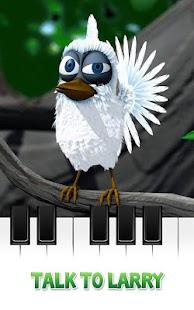 Talking Larry the Bird APK for Bluestacks