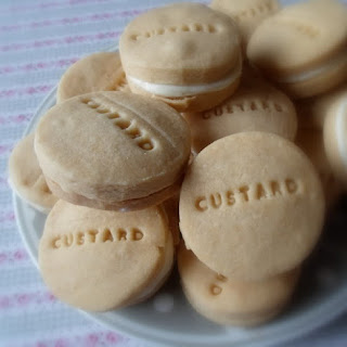 Butter Custard Cream Recipes