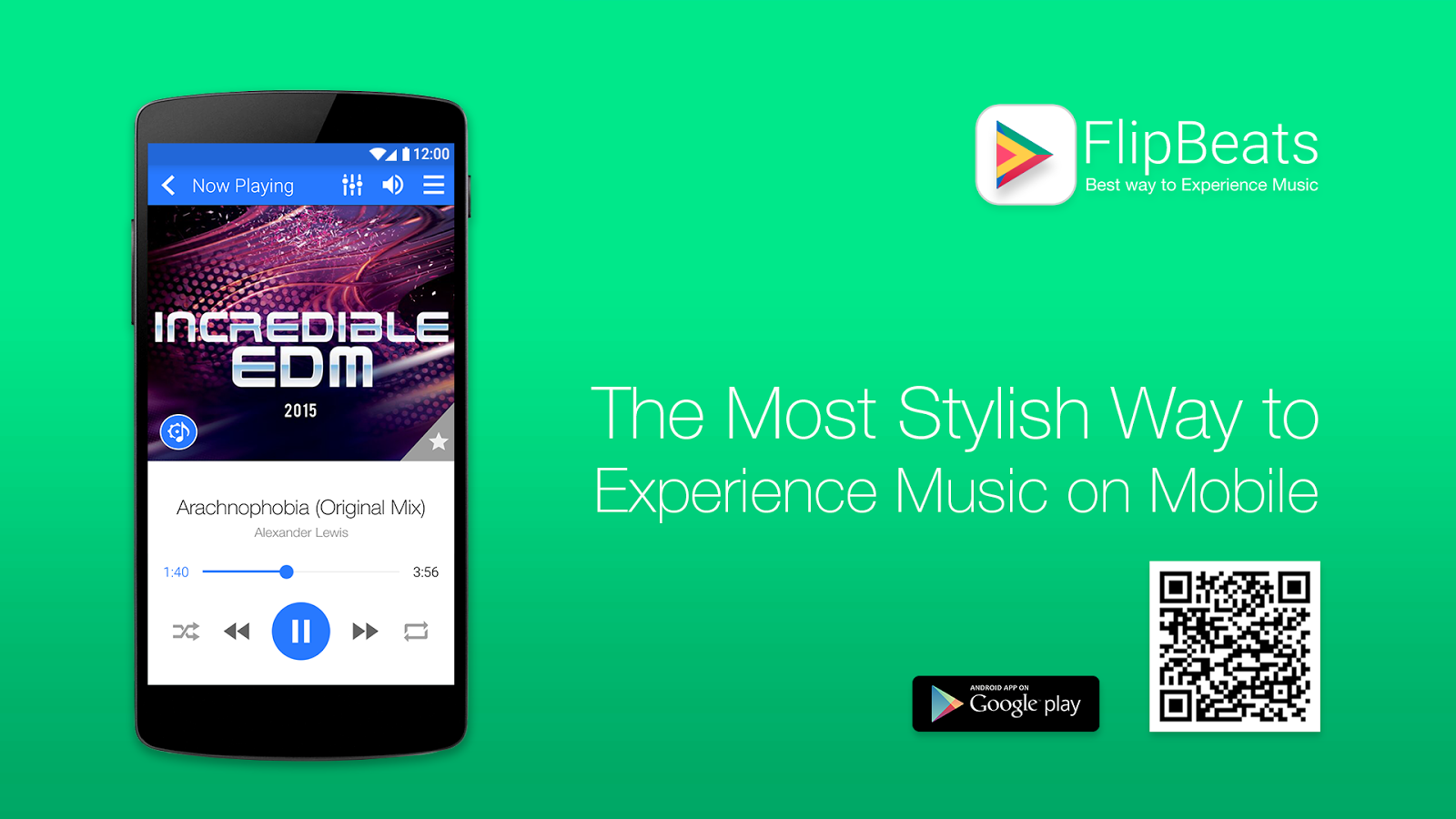 FlipBeats - Best Music Player Screenshot 10