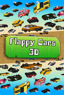 Floppy Cars 3D - screenshot