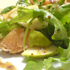 Citrus Salad With Banana Poppy Seed Dressing
