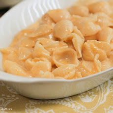5 Minute Homemade Mac and Cheese