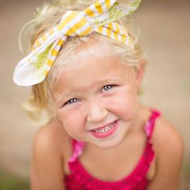 Hope Everhart by Kristen Livingston - Babies & Children Child Portraits