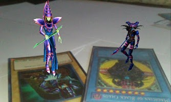 Screenshot of Yu-Gi-Oh! Dueling AndroDisc