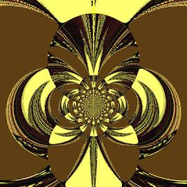 The Sword Of Beauty by Yvonne Collins - Digital Art Abstract ( edited, abstract, digital art, beauty, photography, sword )