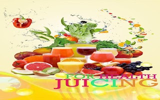 Screenshot of Juicing for Health