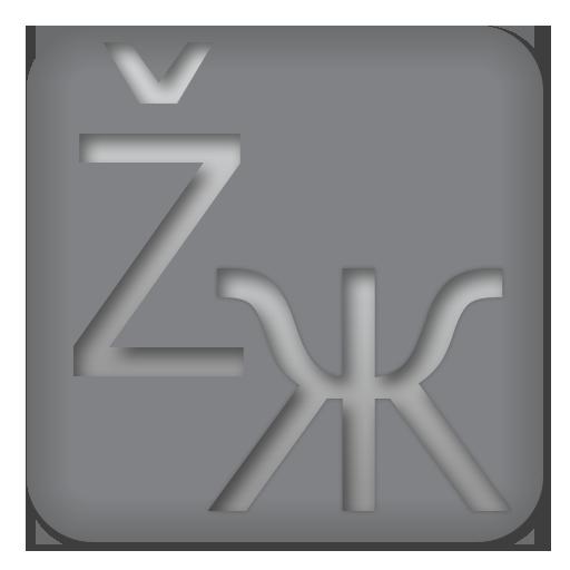 Android aplikacija Transliterator