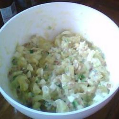Mayo-Free Potato Salad