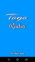 Screenshot of Togo Radio