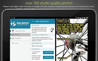 Screenshot of Bike Repair