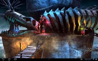 Screenshot of Ancient Brotherhood 3D lwp