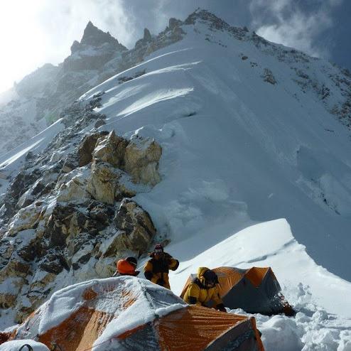 K2 Mountain Vs Everest months ago by Radek Jaros, CZ from Czech Expedition K2 2014