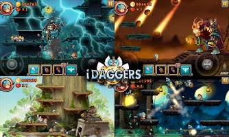 Screenshot of iDaggers