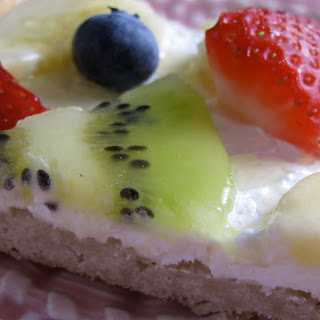 Fruit Pizza Glaze Orange Juice Recipes