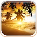 Beach Sunset Live Wallpaper 2.2 Apk
