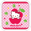 Hello Kitty Hi Apple Theme