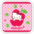 Hello Kitty Hi Apple Theme icon