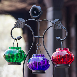 RGB by Amit Aggarwal - Artistic Objects Antiques ( lamps, haryana, city fair, suraj kund, crafts mela, 2014, faridabad, rgb, surajkund, india )