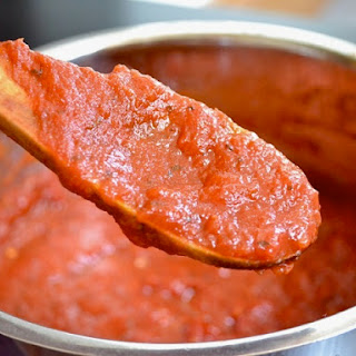 Thick & Rich Pizza Sauce