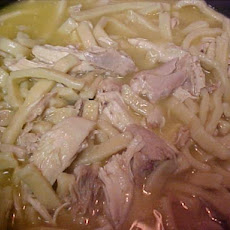Gram's Chicken and Noodles
