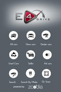 E4drive.com.au - screenshot