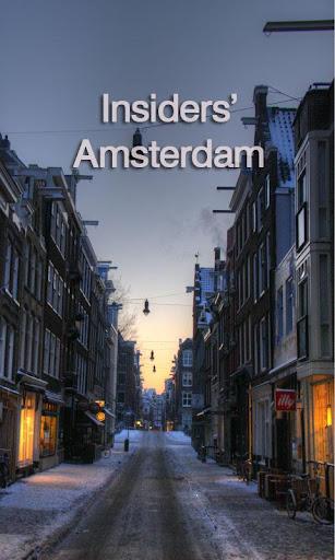 Insiders' Amsterdam - free