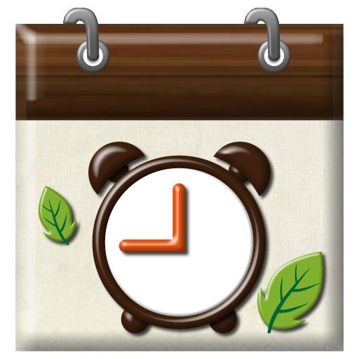 AlarmCalendar(TODO,Reminder) 生產應用 App LOGO-APP試玩