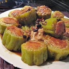 Pork Stuffed Bitter Melon