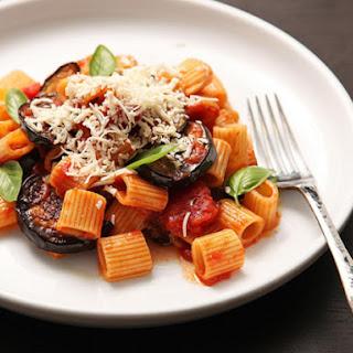 Sicilian Pasta Eggplant Recipes