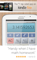 Screenshot of Calculator Plus Free