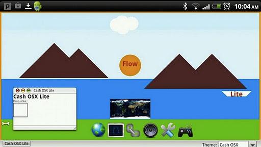 Cash OSX Lite