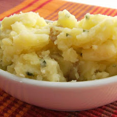 Buttermilk and Chive Mashed Potatoes