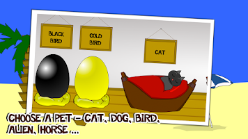 Screenshot of My Little Virtual Pet