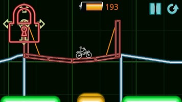 Screenshot of Space Bike (Lite)