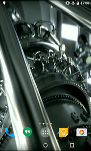 Aircraft Engine Live Wallpaper- screenshot thumbnail