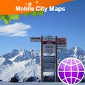 Les Quatre Vallees ski area icon