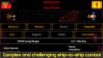 Screenshot of Star Traders RPG