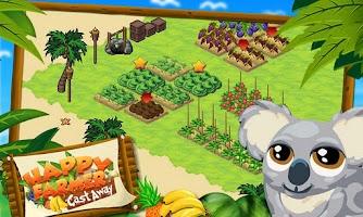 Screenshot of Happy Farmer: Stranded (Farm)
