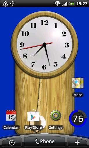 Pendulum Clock LiveWallpaperV2