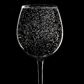 Bubble by Sima Iulian - Food & Drink Alcohol & Drinks ( studio, water, bubble, comercial, glass )