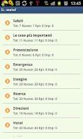 Screenshot of Imparare il wolof